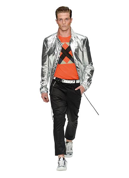 Männermode aus Berlin von MICHALSKY Look 25 aus der Fashion Kollektion SS 2014
