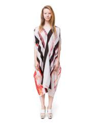 Frauenmode aus Berlin von cneeon Look 01 aus der Fashion Kollektion SS 2014