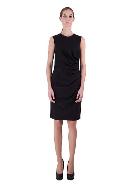 Frauenmode aus Berlin von thatchers dress osai black aus der Fashion Kollektion SS 2014