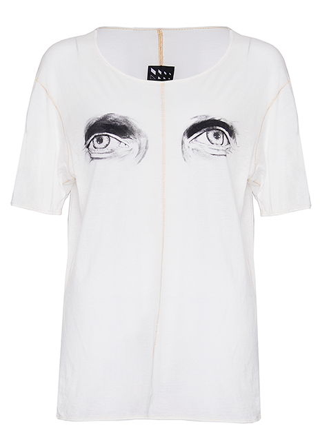 T-shirt von Patrick Mohr BasicTee Honda aus der Fashion Kollektion SS2014