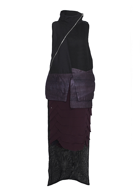 Dress von Patrick Mohr Dress Hoshi aus der Fashion Kollektion SS 2014