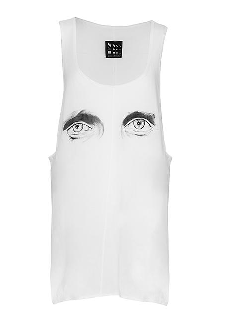 Dress von Patrick Mohr Tanktop Hartmann aus der Fashion Kollektion SS 2014