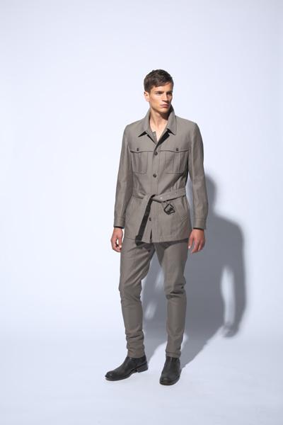 CIRCUS of FASHION – FIRMA Berlin bush jacket | slim fit pants – Foto Martin Mai