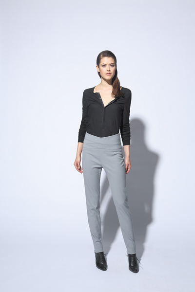 CIRCUS of FASHION FIRMA SS2014 serafino shirt | skinny pants Foto Martin Mai