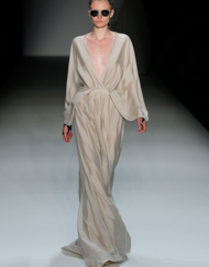 CIRCUCS-of-FASHION SS14 Stillman Dress beige Tomaszewski