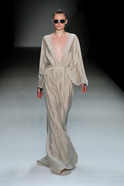 CIRCUCS-of-FASHION SS14 Stillman Dress beige Tomaszewski