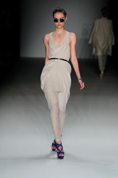 CIRCUS of FASHION SS14 Short Atacama Dress Tomaszewski