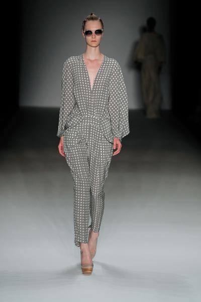 CIRCUS of FASHION SS14 Tomaszewski Stillman Boiler Suit