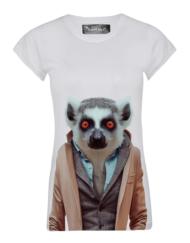 CIRCUS of FASHION SS2014 Saint Noir Shirt Lemur