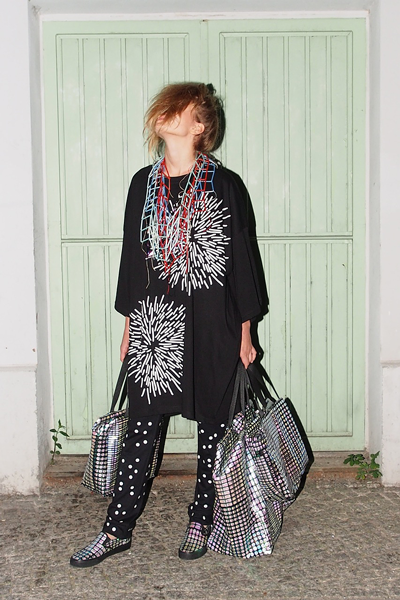 CIRCUS of FASHION Starstyling SS2014 Star Bigshirt