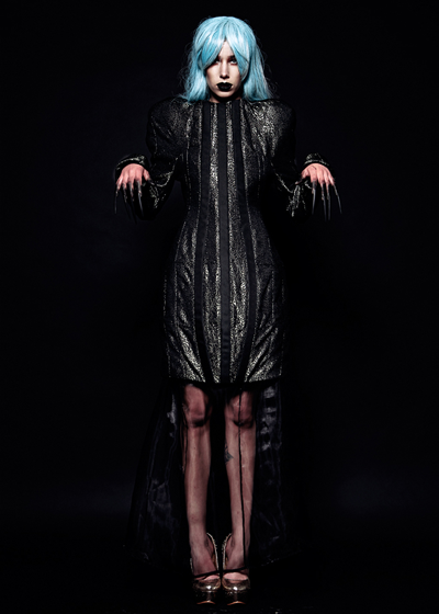 CIRCUS of FASHION Thomas Hanisch Dress Foto Benjamin Max Pohle