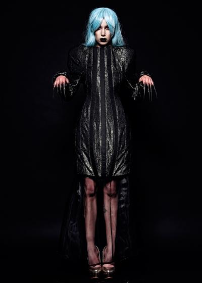 CIRCUS of FASHION Thomas Hanisch Dress Foto Benjamin Max Pohle
