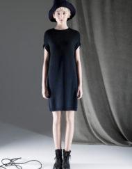 CIRCUS of FASHION ANTONIA GOY AW2014_15 Foto Schah Eghbaly Knitted Cobra Dress - Mode aus Berlin