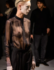 CIRCUS of FASHION BAGAZ AW 2014_15 Foto Rene Hoppe Bluse - Mode aus Berlin