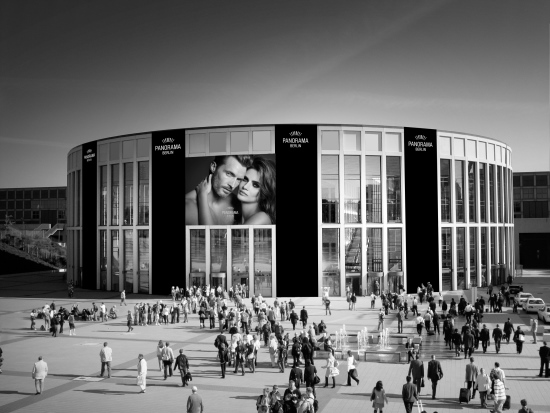 CIRCUS of FASHION Panorama Berlin Pressebild
