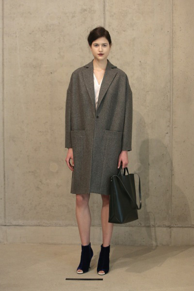 Perret Schaad Show Mode aus Berlin Mercedes-Benz Fashion Week Autumn/Winter 2014/15 Foto Christian Marquardt
