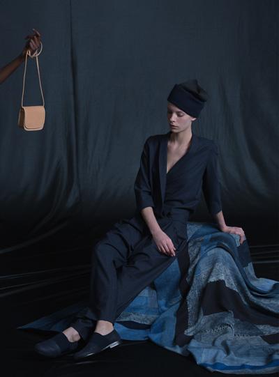 CIRCUS of FASHION Mode aus Berlin Reality Studio AW 2014_15 Konzept The Simple Society Foto Trevor Good - 8a 02