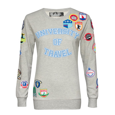 CIRCUS of FASHION Mode aus Berlin Saint Noir AW 2014_15 Sweater-802