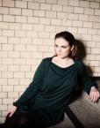 CIRCUS of FASHION Mode aus Berlin Weimann AW 2014 Foto Oliver Pink Jerseykleid