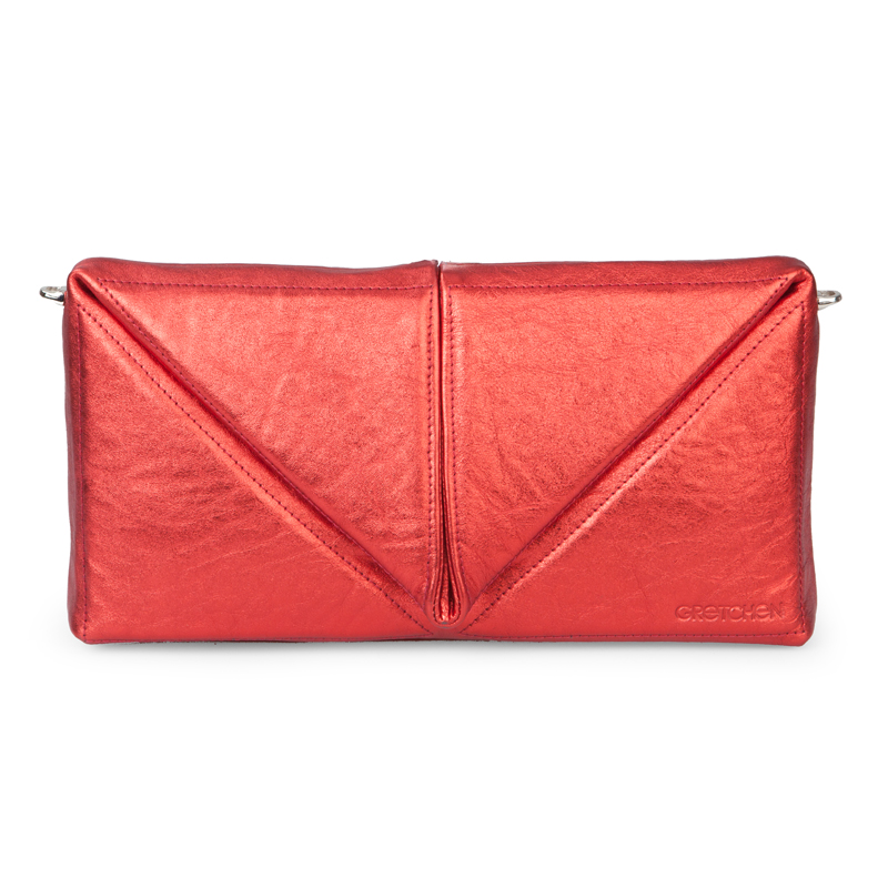 CIRCUS of FASHION Gretchen AC4.142.ME11 Clutch red_f2 Foto Anne-Christin Schmidt