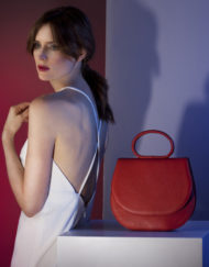 CIRCUS of FASHION Mode aus Berlin Gretchen Ebony Loop Bag Foto Anne-Christin Schmitt