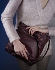 CIRCUS of FASHION Mode aus Berlin Gretchen Ebony Shoulder Bag Two Foto Anne-Christin Schmitt