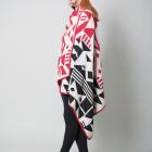 CIRCUS of FASHION Mode aus Berlin Poti Poti Big Scarf Blanket AW14_15 - 13