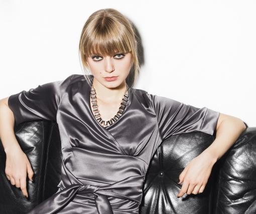 CIRCUS of FASHION Mode aus Berlin ichjane Dress Darling - AW 2014-15 - Foto: Franziska Prütz