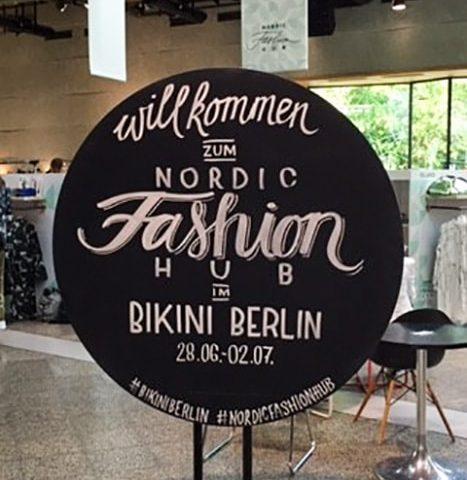 CIRCUS of FASHION - Nordic Fashion Hub Bikini Berlin - Foto Sarah Spschungalla